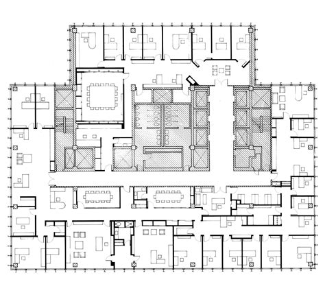 builders plans seagram building plan in the seagram building roof