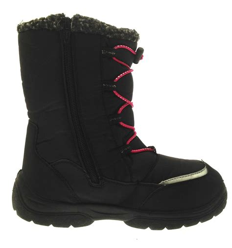 waterproof winter boots for waterproof snow boots ski jogger moon mucker