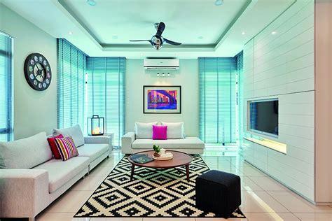 hiasan dalaman rumah teres modern desainrumahidcom