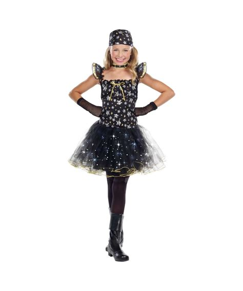 cute  gold pirate light  girl halloween costume