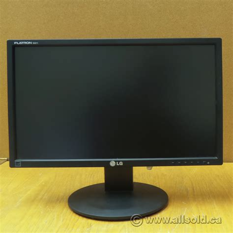 Monitor Lg E1642ca lg e2211t 22 in wide screen led monitor allsold ca buy sell used office furniture calgary