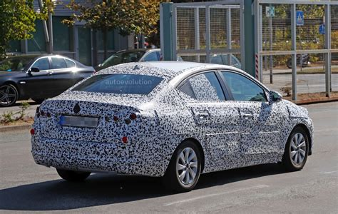 opel corsa sedan 2018 opel corsa f sedan spied to be launched in china as