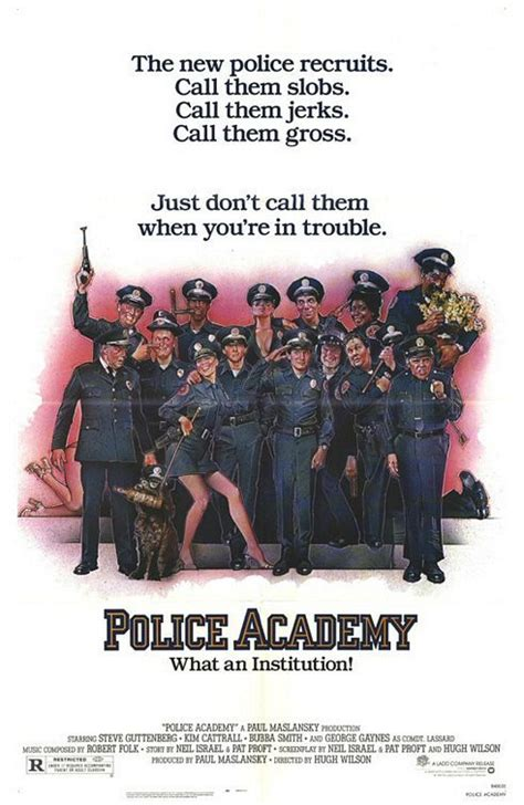 film barat vire academy where are they now the cast of police academy return to