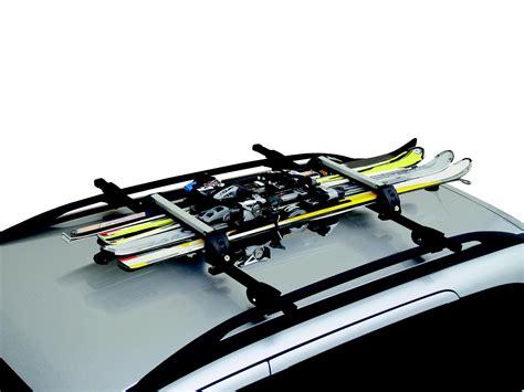 porte velo sur toit voiture comment choisir votre porte skis norauto