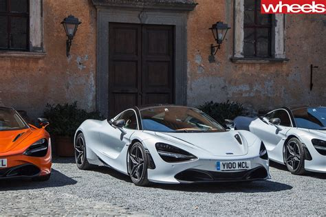 custom mclaren 720s 2017 mclaren 720s fast facts