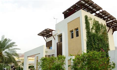 green building house plans greennest 100 solar powered super villa makes arab