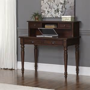 writing desk with hutch home styles country comfort writing desk with hutch