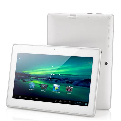 aura 7 inch android tablet pc 1ghz cpu 512mb ram 4gb