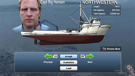 bering sea boat sinks deadliest catch alaskan storm review xbox 360