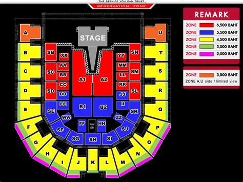 katy perry seating ผ งการแสดง katy perry the prismatic world tour live in