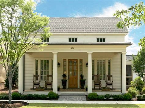 southern country homes small house plans southern living country house plans