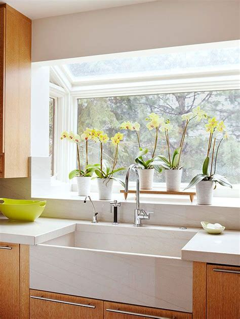 Kitchen Sink Curtain Ideas 25 Best Ideas About Kitchen Sink Window On Pinterest Kitchen Curtain Designs Kitchen Window