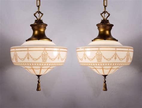 beautiful antique pendant lights round glass vintage antique mirror bell pendant lantern shades of light