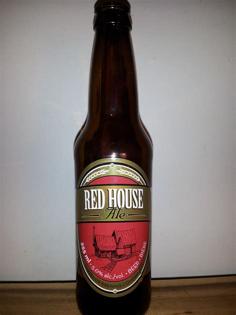 house beer surgenor brewing company red house ale big dan s beer blog