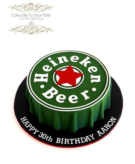heineken cake 1000 ideas about bottle cake on