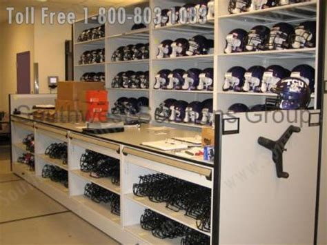 filing room equipment rolling high density compact shelving cabinets on tracks