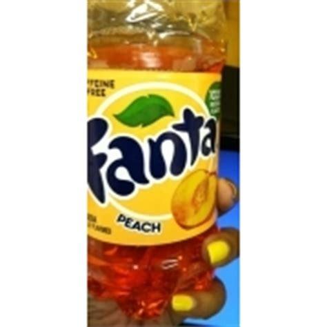 fruit punch fanta fanta soda fruit punch calories nutrition analysis