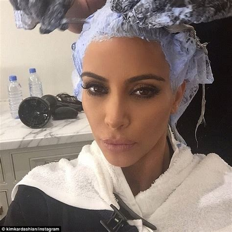 at home hair color hit the bottle follow this haircare top hairdresser warns kim kardashion about the damaging