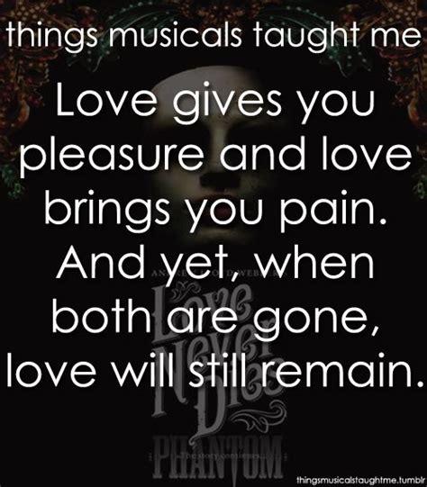love naver phantom love never dies quotes quotesgram