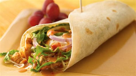 Tortila Tortila Diameter 18cm Kulit Kebab thai style mexican chicken wraps recipe for managing pcos and pregnancy on fertility chef