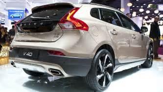 Volvo V40 Cross Country Accessories Volvo V40 Cross Country Technical Details History Photos