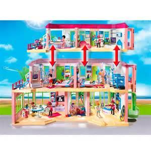 playmobil 5265 grand hotel 2013 play original