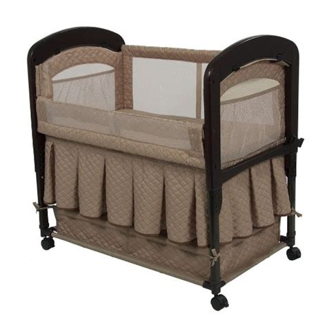 arm s reach co sleeper cambria bassinet toffee baby shop
