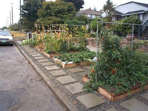 Front Yard Vegetable Garden Ideas Raised Garden Beds How For Plants Small Garden Utility Cart Small Front Yard Vegetable Garden