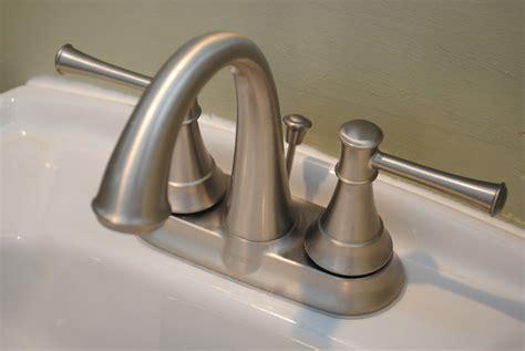 home depot moen faucets easy bathroom updates moen