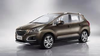 Peugeot 3008 Dimensions 2014 Peugeot 3008 Specifications Top Auto Magazine
