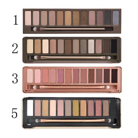 3 Eyeshadow Naked3 Terbaru New makeup nake nk 1 2 3 4 5 6 7 8 basic cosmetics glitter eye shadow palette eyeshadow make
