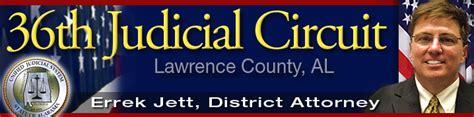 Pretrial Diversion Background Check County Alabama 36th Juicial Circuit