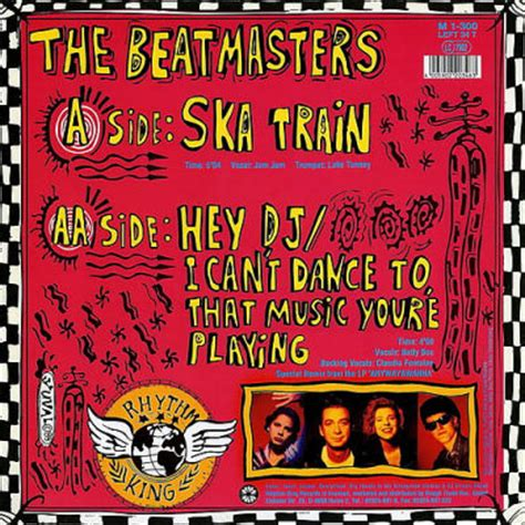 the beatmasters the beatmasters feat betty boo hey dj i can t dance to