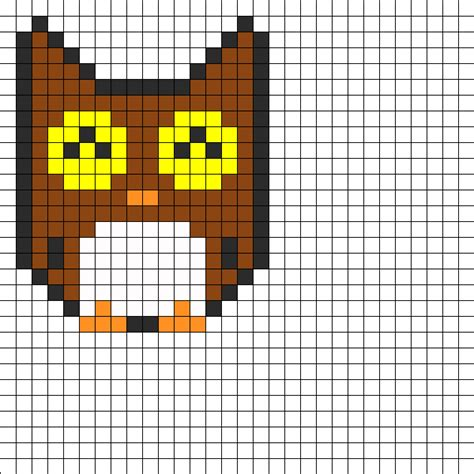 perler bead animal patterns penguin perler bead pattern bead sprites animals fuse