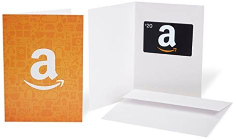 Amazon Gift Card Vendors - amazon com 20 gift card in a greeting card amazon icons design wavendor