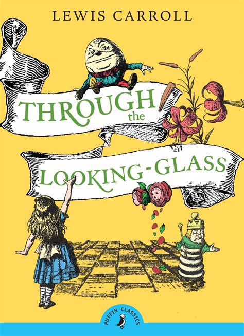 through the books through the looking glass penguin books australia