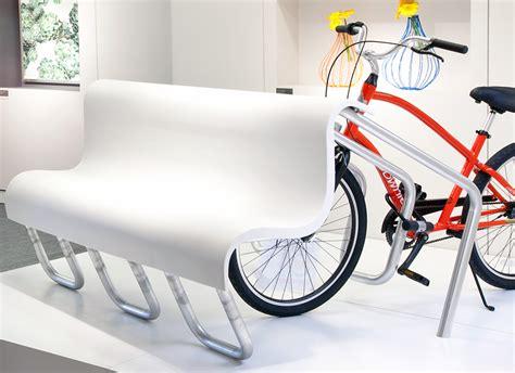 bike bench matt gray corian bench bike rack tbj100 s blog