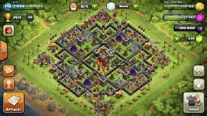 Related image with coc th 10 trophy base