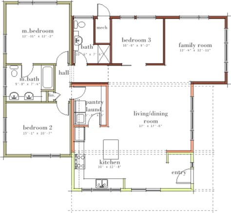 open layout house plans modern house plans by gregory la vardera architect