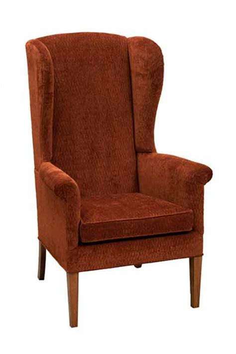 custom upholstered recliners amish custom made upholstered furniture the wood loft