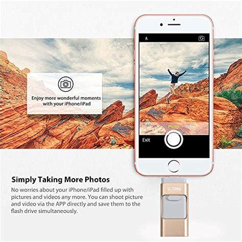 Memory External Iphone 56ipad 32gb Idata usb flash drives for iphone 32gb pen drive memory storage
