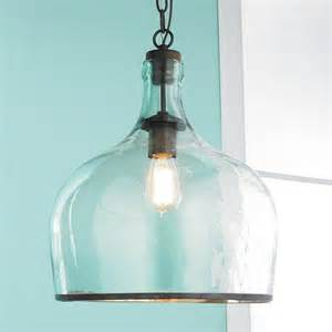 Large Glass Pendant Light Large Glass Cloche Pendant Pendant Lighting By Shades Of Light