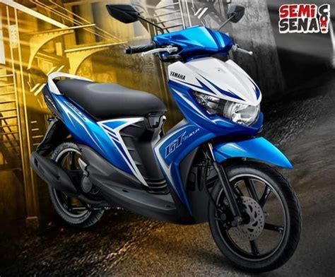 Yamaha Mio Soul Gt Tahun 201 spesifikasi dan harga mio soul gt semisena