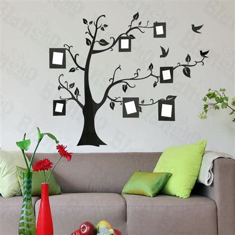 home wall decor online memory tree large wall decals stickers appliques home