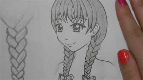 how to do doodle braids drawing hairstyles front wesharepics