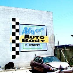 angelus paint los angeles ca alger auto paint panel beating and work
