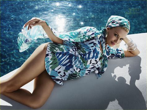 Yea Or Nay Minogue Swimwear Line For Hm by Minogue Is A Photo 102181 H M