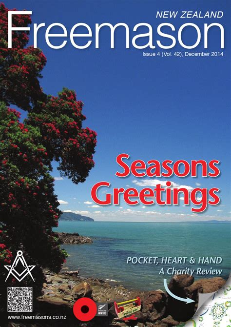 nz freemason magazine issue  december   freemasons