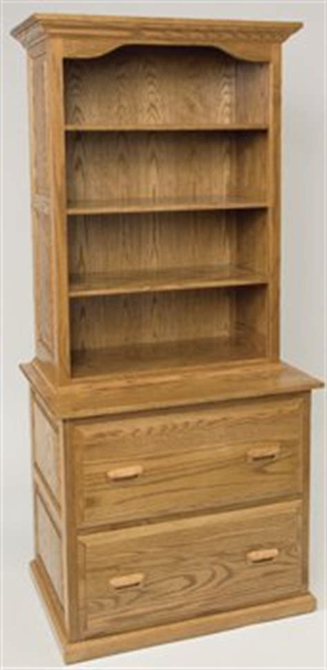 file cabinet bookcase combination