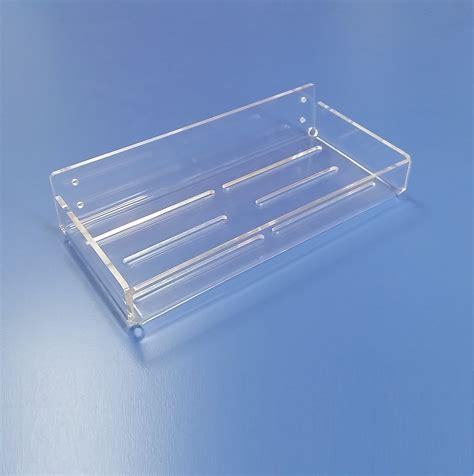 mensole in plexiglass su misura mensole in plexiglass su misura taglio laser